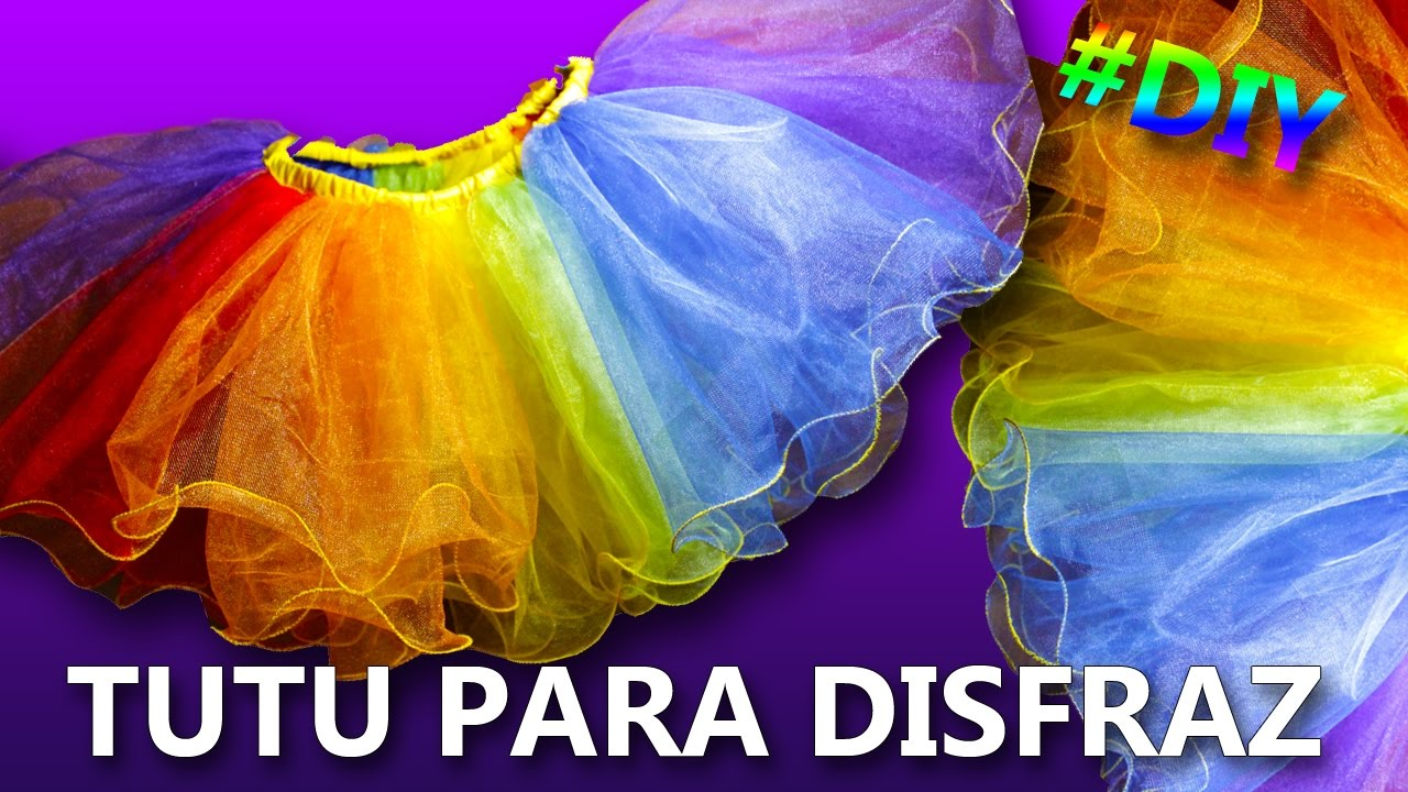 2020 Super baratas varios diseños HOW TO MAKE A TUTU SKIRT | Just in 5 minutes