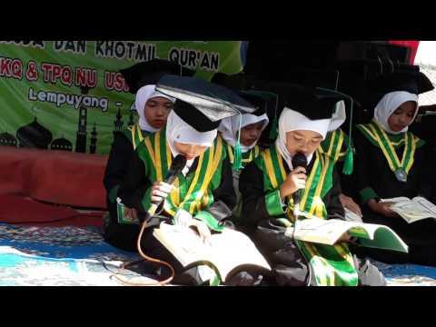 Wisuda & Khotmil Qur'an Uswatun Hasanah Lempuyang