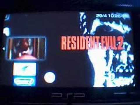 Resident Evil 2 Eboot by CK