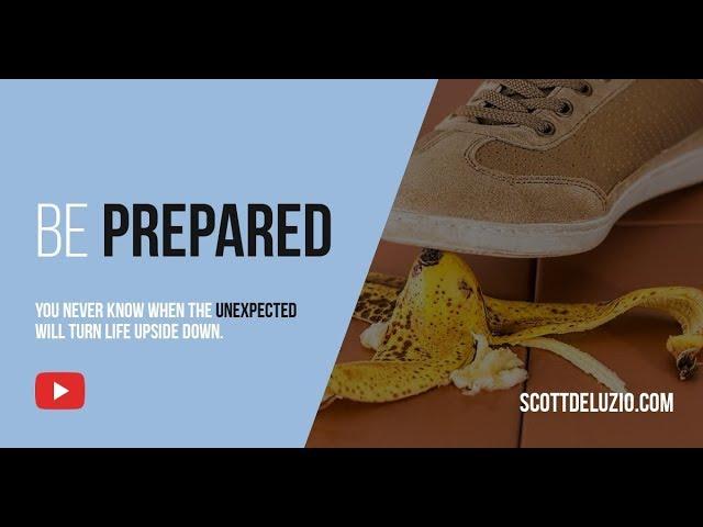 006 - Be Prepared
