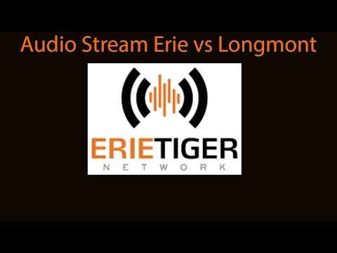 Playoff Football AUDIO ONLY: 3A Semifinals Erie vs Longmont