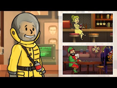 Fallout Shelter Training Tips: Vault Log #18