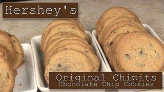 Hershey's Original Chipits-chocolate Chip Cookies - Video Recipe