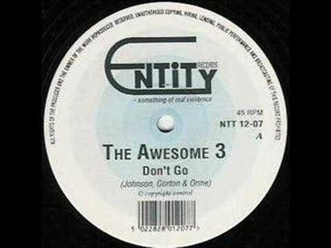 Awesome 3 - Don't Go