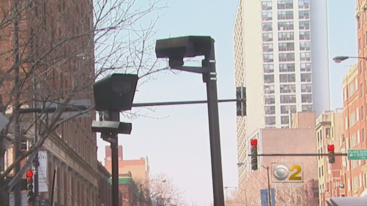 Michigan Avenue Gets Red Light Cameras At Two Intersections