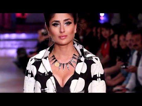 Kareena Kapoor At Grand Finale Of Lakme Fashion Week 2015   Day 5   Full Show