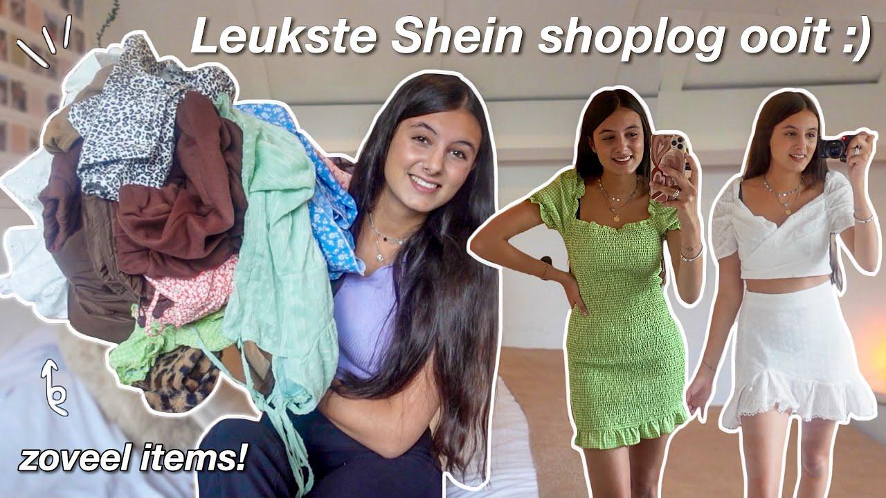 Download MEGA ZOMER SHEIN SHOPLOG!   15 leukste items + kortingscode