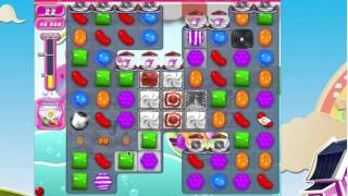 Candy Crush Saga Level 1026  No Booster 6 moves left