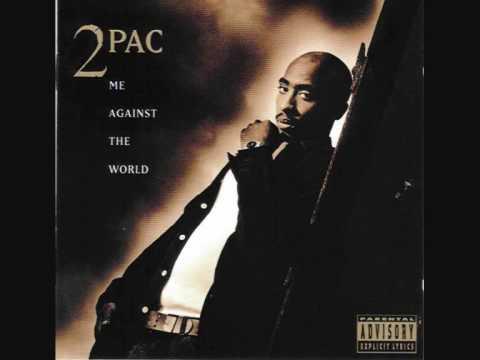 2Pac - Me Against The World (1995) (full album)