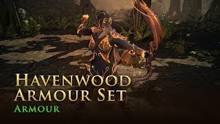 Path of Exile: Havenwood Armour Set