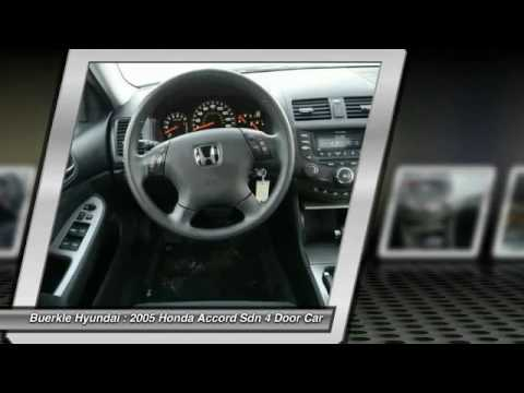 2005 Honda Accord Sdn Saint Paul, White Bear Lake, Minneapolis, Inver Grove  Heights MN 49803A
