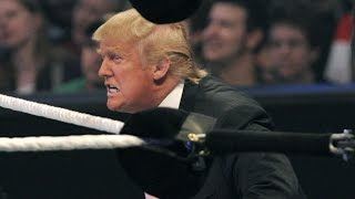 Does Trump Think Wrestling Is Real?