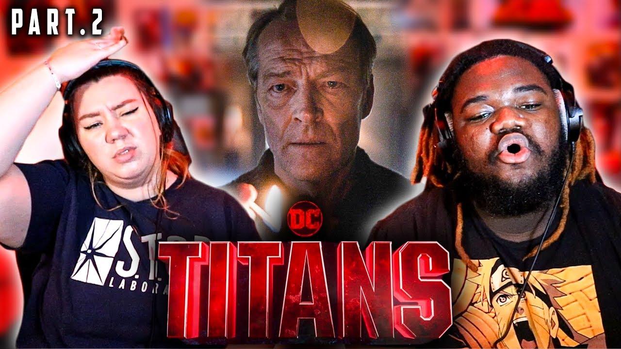 """Download TITANS 3X9 Reaction! (Season 3 Episode 9 """"Souls"""" ) PART.2"""