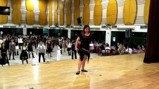Choreographed by Jennifer Choo Shared in Singapore on 22.4 2017, Sa...