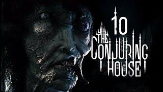 The Conjuring House (PL) #10 - Pięć medalionów (Gameplay PL / Zagrajmy w)