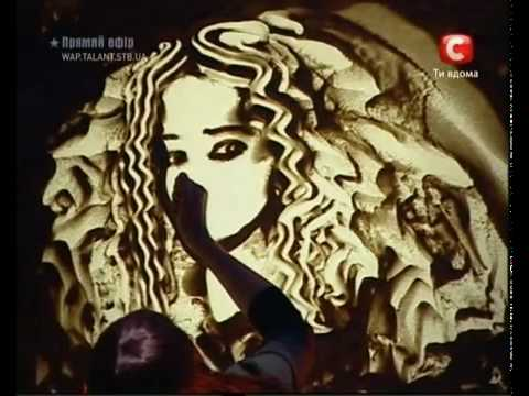 Khải Nguyên - Người đàn bà vẽ tranh bằng cát.flv