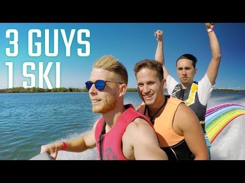 3 GUYS 1 SKI
