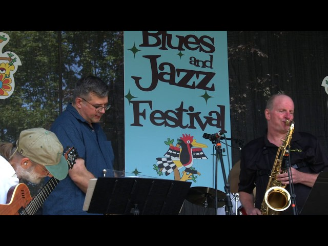 Erie Blues and Jazz 2019 - Jim Madden
