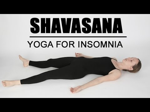 Shavasana / Savasana | Yoga for isomania - YouTube