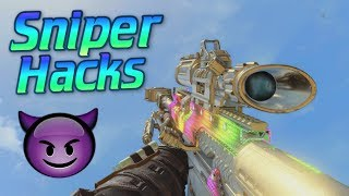Caught with MODS on my Sniper.. Black Ops 4 Hacks!?