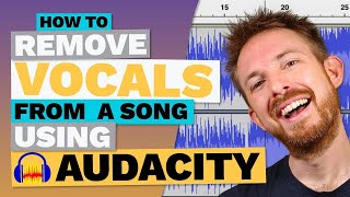 Video How to Remove Vocals from a Song Using Audacity download MP3, 3GP, MP4, WEBM, AVI, FLV Juni 2018