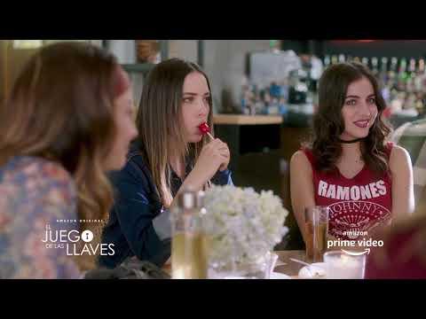 El Juego De Las Llaves - Teaser 2   Amazon Prime Video