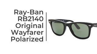 Ray-Ban RB2140 Original Wayfarer Sunglasses Short Review