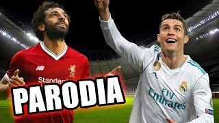 El RAP del Real Madrid vs Liverpool (Resumen y Goles) con FRANK JR NAVARRO (PARODIA)