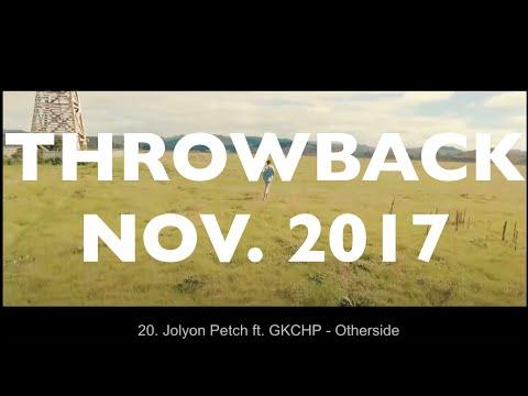 [Throwback] Top 20 Best Dance/EDM Songs of November 25, 2017