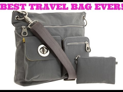 Best Travel Bag EVER! - YouTube