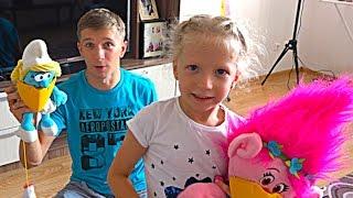 ИГРЫ С ЯЙЦАМИ веселый НОВЫЙ ЧЕЛЛЕНДЖ от канала Family box для детей видео курица против людей