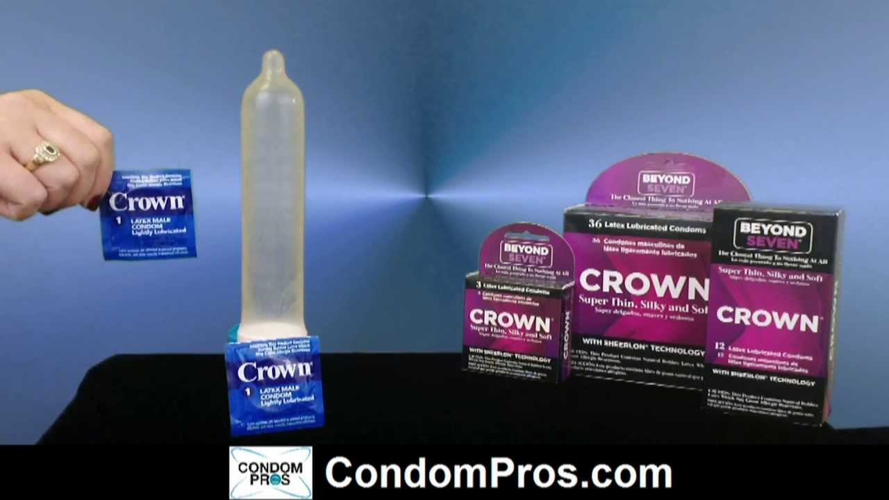 Crown condoms by okamoto photos 218