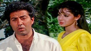श्रीदेवी और सनी देओल का बेस्ट सीन | निगाहें | Sridevi, Sunny Deol | Bollywood Best Scene | Nigahen