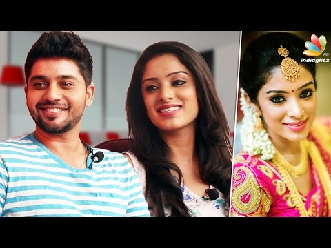 VJ Diya Menon talks about falling in love with a Cricketer | Celebrity Marriage & Interview