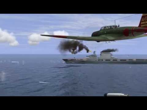 IL2 movie(film) Pearl Harbor and the fate of the Lexington