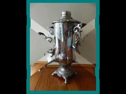 An antique classic Russian Hot water urn or Samovar Year 1910 to 1920 & what it is worth