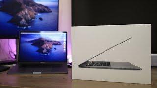 ОБЗОР Apple MacBook PRO 15 2019 ► ЗВЕРЬ на i9