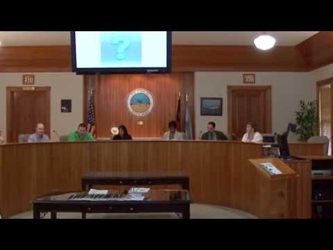 NCDOT Meeting - Future of Highway 158