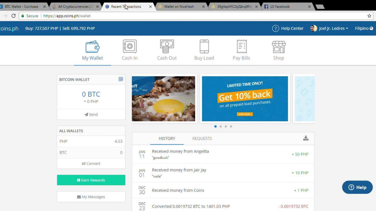 How Do I Sell Bitcoin From Nicehash Wallet Developers For
