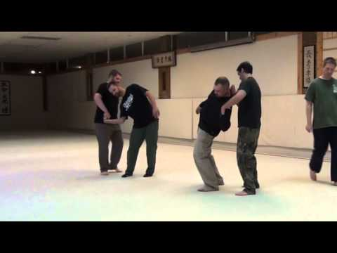 Systema Oklahoma - 20131117 Crawl + Joint Structure + Side/Back Attack