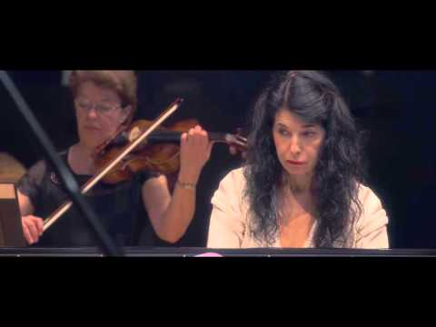 Philip Glass Double Concerto for two pianos with Jaap Van Zweden and Orchestre de Paris