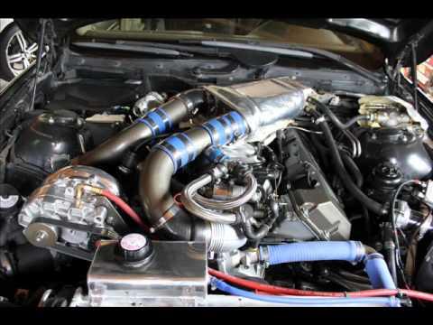 540i 6 E39 M62 V8 Supercharged Drift Race Engine Aka 544i