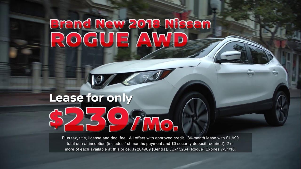 Nissan Fort Wayne >> Fort Wayne Nissan July 2018 Youtube