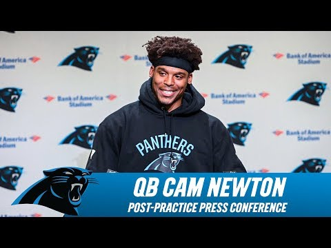 Cam Newton: It'll be ready to go by Sunday