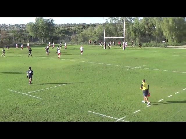 FULL MATCH | Boys U18s - USA Red vs Canada White