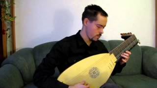 Nothing Else Matters - Metallica (Lute Cover)