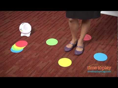 Twister Dance From Hasbro Youtube