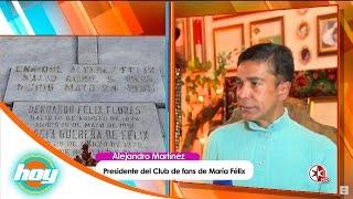 ¡Restos de María Félix se pondrán a la venta! | Hoy