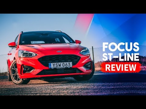 Fiesta ST engine in the 2019 Ford Focus Wagon ST-line, BUT there's one thing you should know...