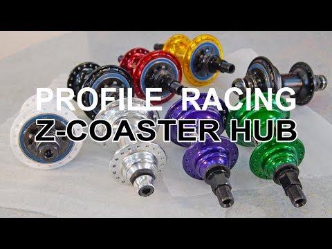 BMX PARTS - Profile Racing - Z-Coaster Hub